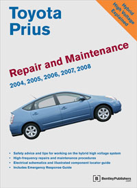 Toyota Prius Repair and Maintenance Manual