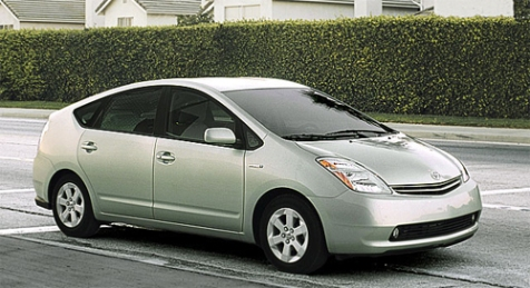 News for Toyota Recalling Prius Hybrids in U.S
